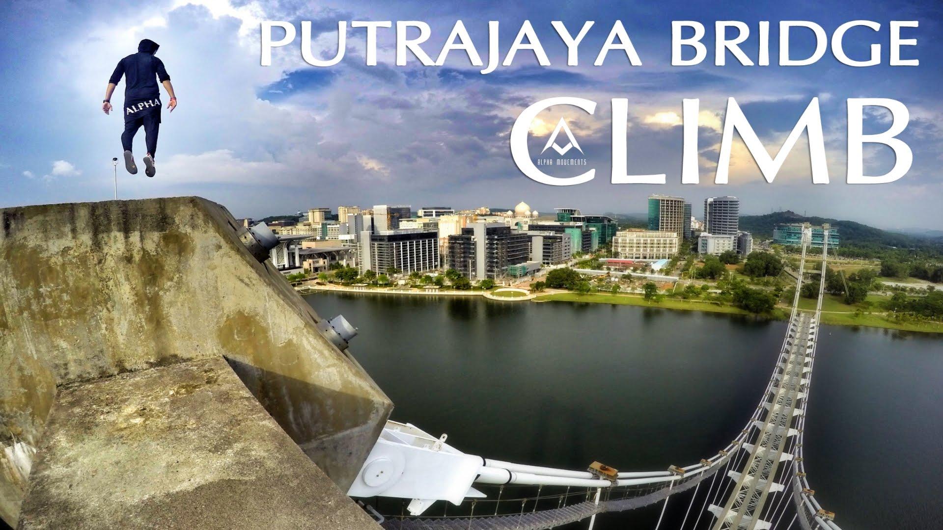 Abudi Alsagoff - Putrajaya Bridge Climb (2015)